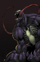 venom by road2damascus by shalomone