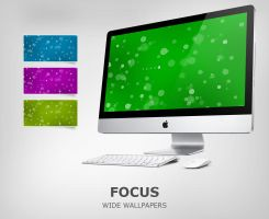 Focus Wide Wallpapers by Roamn