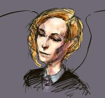 Tilda Swinton by bmoot88