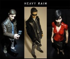 Heavy Rain Ethan Norman Madison by Baker009