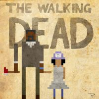 The Walking Dead by il-Paciato