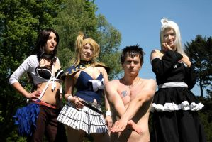 fairy tail 7 years later by elementgirl-Josy