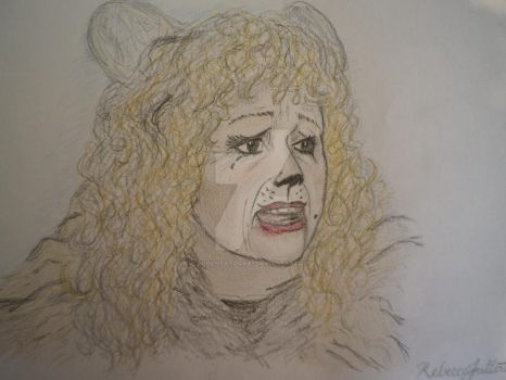Grizabella, the Glamour Cat by FoolofaTook97