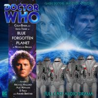 Blue Forgotten Planet cover by jimg1972
