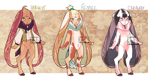 Orkid Adopts Batch 2 [CLOSED] by kri0