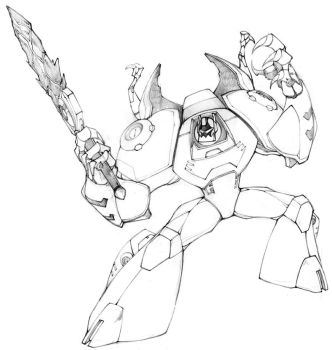Grimlock by bleedman