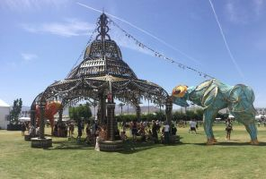 Coachella 2015 - Big Horn Palace by whowillstopmenow