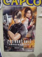 Resident Evil Degeneration by happy4neko