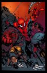Avenging Spider-Man Cover by K-Bol