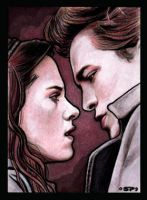 EDWARD + BELLA by S-von-P