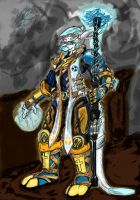Aisian Steampunk Timote concept 2 by FrostRoo
