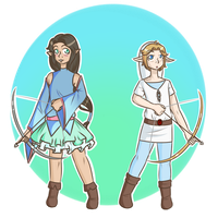 Archers by Doctor-Y-Lime