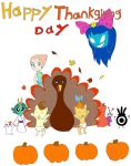 Happy Thanksgiving day 4 by pokeneo1234
