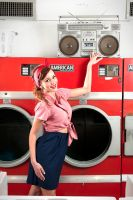 Laundromat by a1photographe