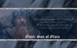 Gimli Son of Gloin by drkay85