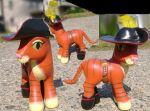 Custom MLP: Puss in Boots by songbird21