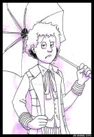 Doctor Who - Colin Baker by adamis