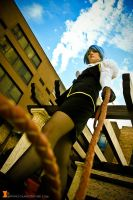 Ace Attorney - Franziska by JoLuffiroSauce