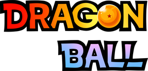 Dragon Ball OVA 2008 - Logo (Without Dragon) by Miguele77