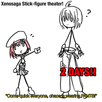 Xenosaga 3 Countdown 2 days by shojokakumeii00