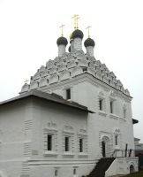 Church of St. Nicholas in Posad by Ferrabra