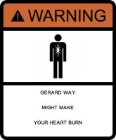 WARNING by TheCoriful
