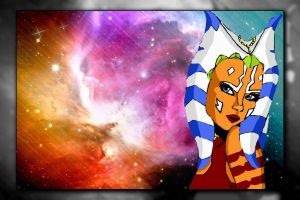 Ahsoka Tano Wallpaper by Chrisily