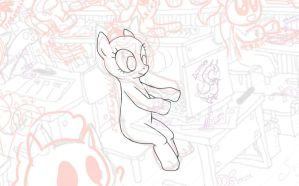 MLP FIM Global Image WIP_01 by alexmakovsky