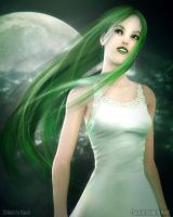 Anima: Luna - Moon by Konartist3D