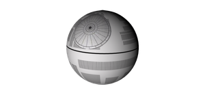 Death star 1 by Astralview