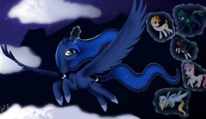 Children of the Night by BlondieGurl1129