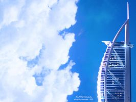 Burj Al Arab by almshtaga