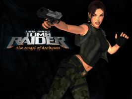 Tomb Raider AoD Render by raidergale