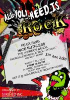 all u need is rock by kresnotic