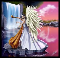 Musical Angel by Eliana-Prog