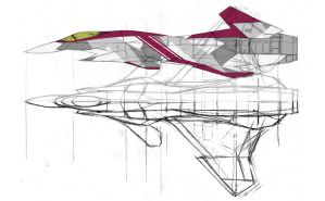 FM-05 2-View in 3rd TS Scheme by fighterman35
