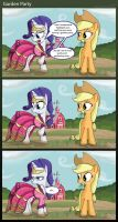 Garden Party by SubjectNumber2394