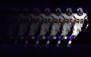 Adrian Peterson by Schultzy0023