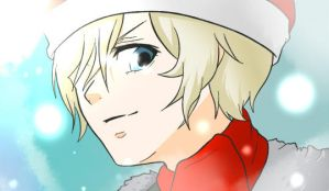 Christmas Alois by verypen
