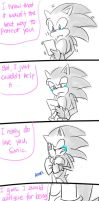A letter from Amy Rose - Part 4 by P-SamyClariettaNL