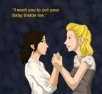 BM - Put your baby inside me by fortheloveofpizza
