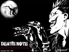 death note by neferush