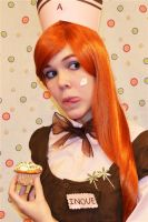 Orihime Cupcake Anyone? by GS-Force
