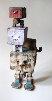 Square Totem by octopippo