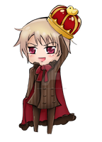 Prussia by MichelleKoilover