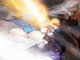 Fate Stay Night Wallpaper :P by Kamio-Tenshi