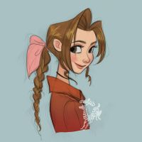 Aerith by Ardinaryas