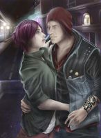 So I Need You [Delsin x Fetch] by BleedingIvory