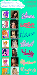 WINX:My Oc Voices by caboulla