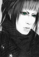 Green Eyes - Hitsugi by YilA